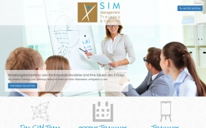 SIM Management Training & Coaching